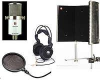 sE Electronics sE Electronics  Usb2200a Studio Pak