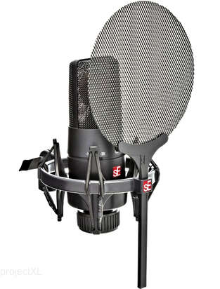 X1S Vocal Pack sE Electronics