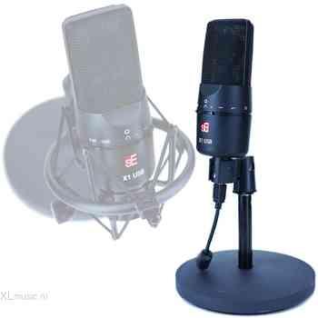X1 USB Voice Pak sE Electronics