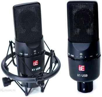 X1 USB sE Electronics