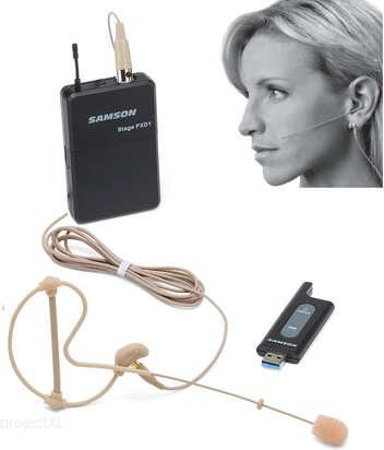 Samson Samson  Xpd2 Headset Pro