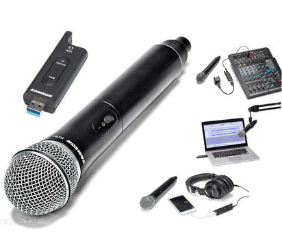 XPD2 Wireless Mic Samson
